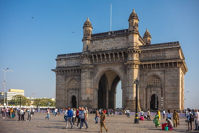 arch Gateway of India