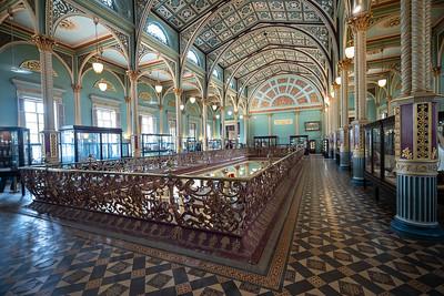upeer floor Victoria & Albert Museum