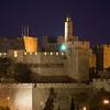 Citadel Tower of David old Jerusalem