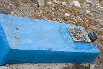 blue grave Safed