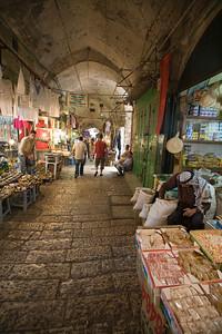 Arab market Jerusalem 1