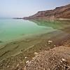 shoreline of Dead Sea