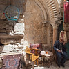 merchant in old Jerusalem