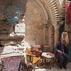merchant in old Jerusalem