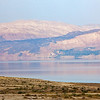 mountains in Jordan across Dead Sea