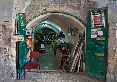tailor in old Jerusalem