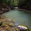 pool at Ein Gedi