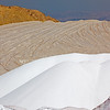 mineral piles at Dead Sea Works