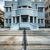 Shimon Stern house Bauhaus district Tel Aviv