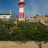 bicycles & lighthouse Jaffa