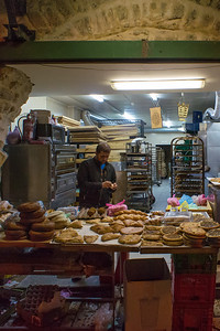 baker in Old City