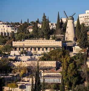 Yemin Moshe view