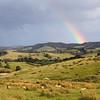rainbow near Waitangi River