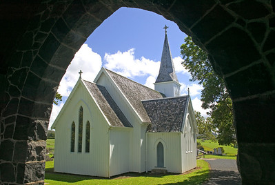 Te Waimate Mission church