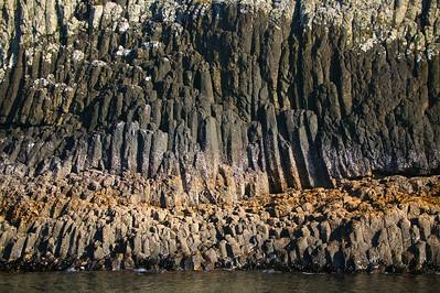 Black Rocks island