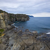 cliffs Tasman Peninsula