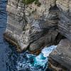 underwater cave Devil's Kitchen Tasman Peninsula