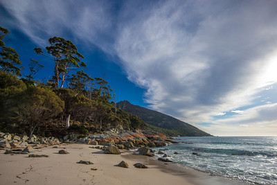 beach at Wineglass Bay