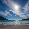 cirrus & cyan Wineglass Bay