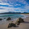 rocks on Wineglass Beach