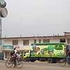 Edsonz Natural Herbal Skin Protection truck ad Kasese