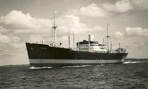 MS Ningpo   - 41m - Malaysia