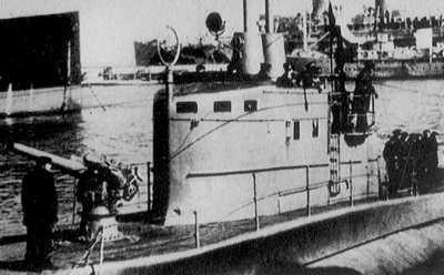 U -IT23 - 55m - West coast Malaysia