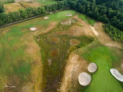 Golfclub de Dommel from Drone