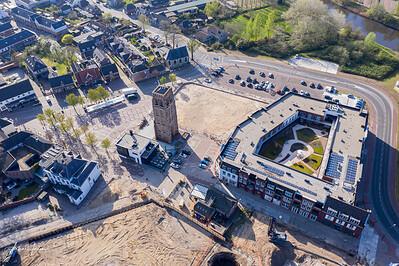 Construction Torenstraat Sint Michielsgestel