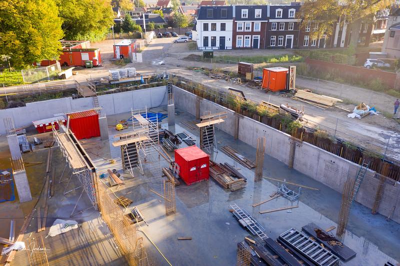 Oktober 2020 Torenstraat bouw