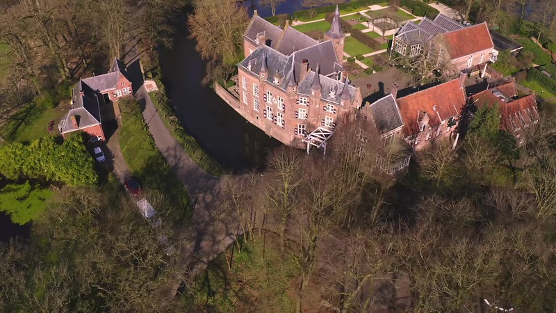 Panorama video Castle Maurick