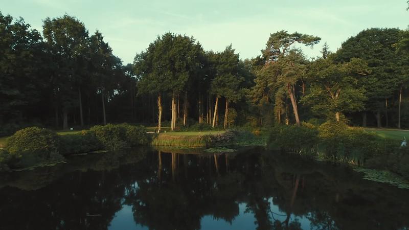 2018 Tee hole 17 Golfclub De Dommel