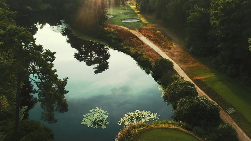 2018 hole 17 Golfclub De Dommel