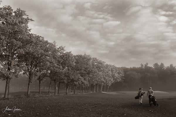 Fall at Golfclub de Dommel
