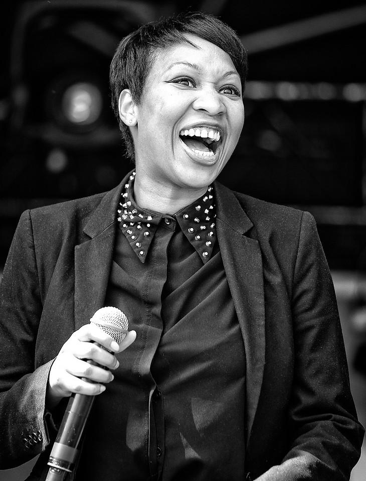 International Mersey River festival 2016 Terri Walker