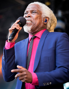 International Mersey River festival 2016 Billy Ocean