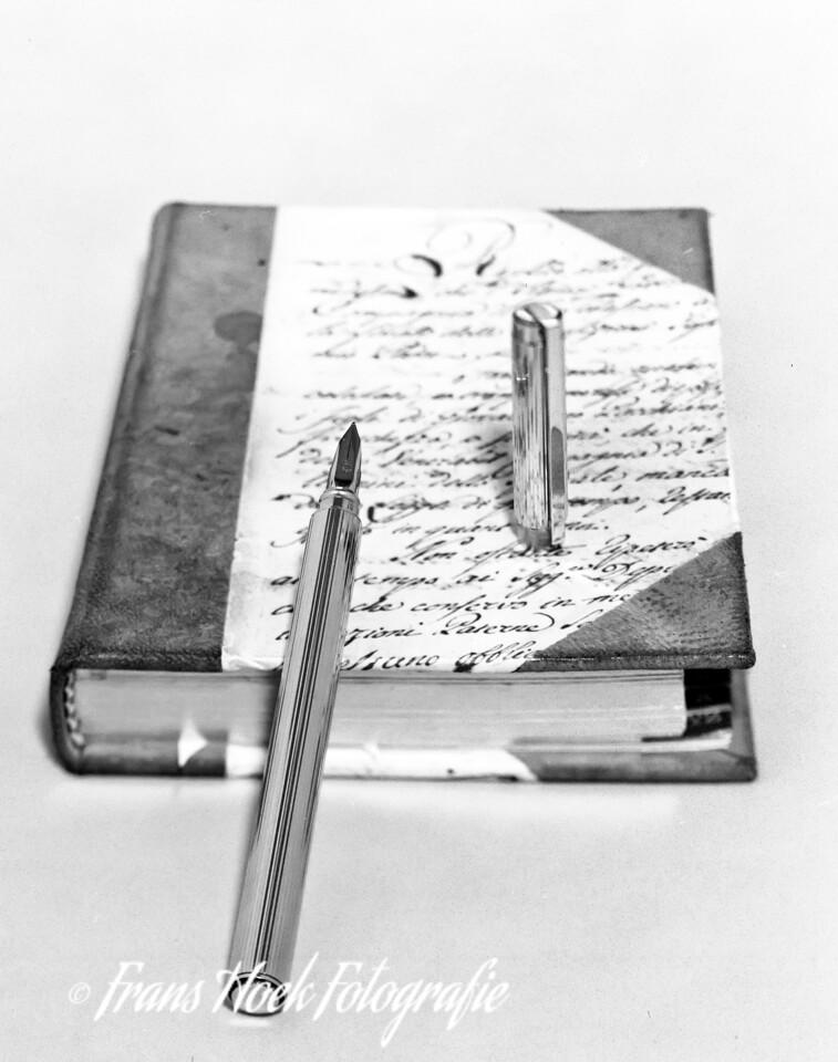 Fountain pen / Vulpen