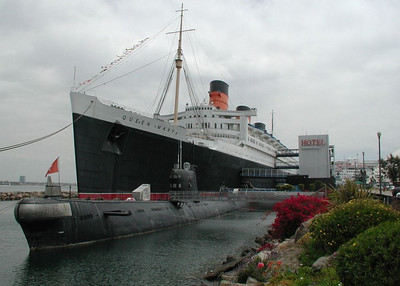 Queen Mary and the Scorpion