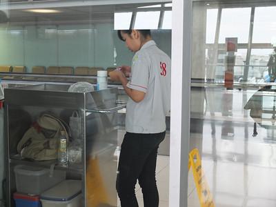 BKK service worker