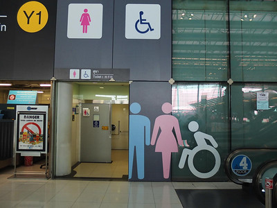 Accessible bathroom BKK