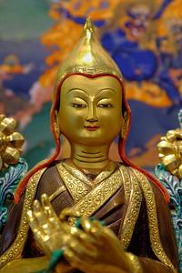 Je Tsongkhapa detail