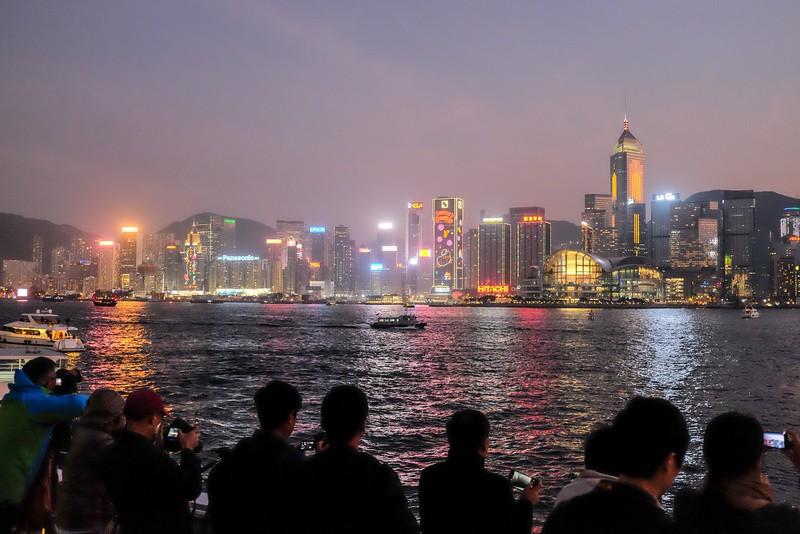 Victoria Harbour: Hong Kong