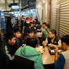 Street restaurant: Hong Kong