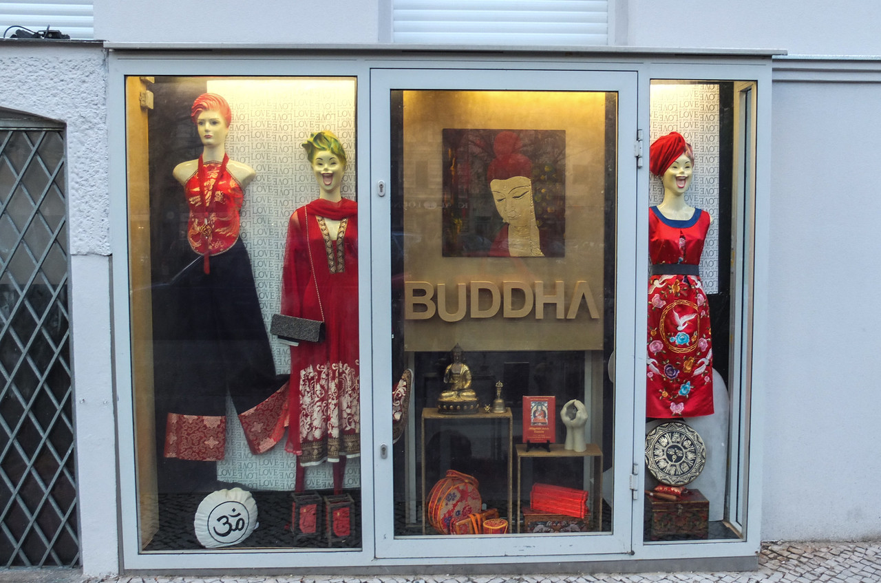 Buddha store