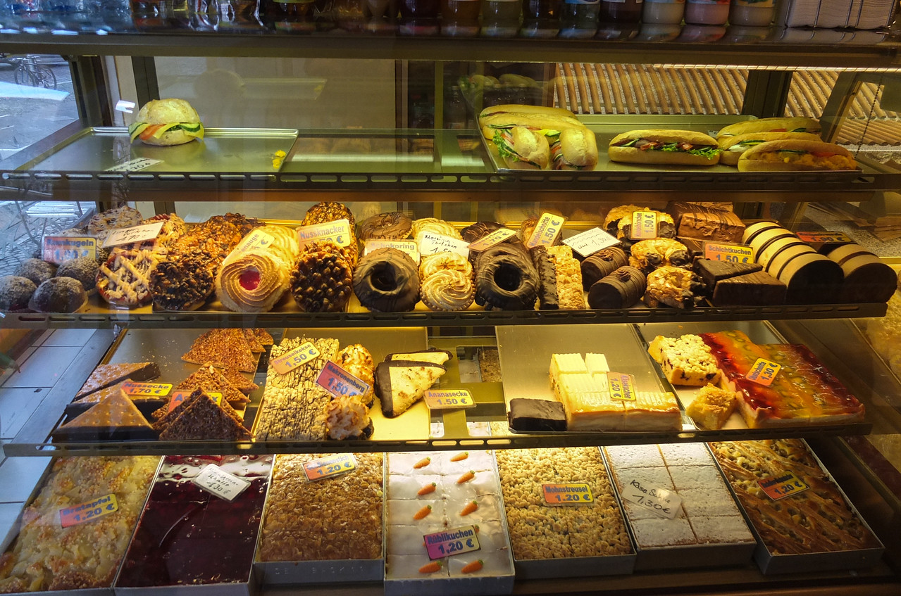 Bäckerei bakery sweets