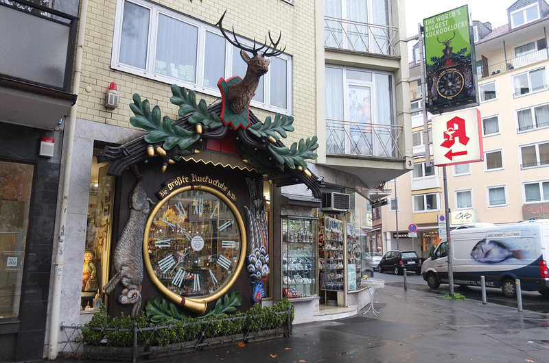 World's Biggest Cuckooclock