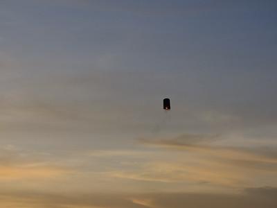 Khom- flying lantern