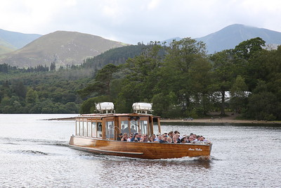 Derwentwater Cruise, 13th July 2019