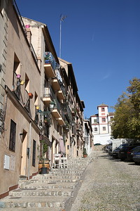 Typical Granada street - 17/11/18