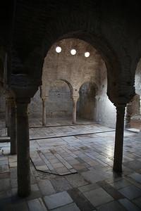 El Bañuelo (11th-century Arab baths), Granada - 17/11/18
